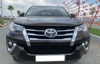Bán Toyota Fortuner 2.7V 2017, màu nâu, trả góp đưa trước từ 300tr nhận xe giá 1 tỷ 60 tr tại Tp.HCM