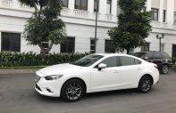 Bán Mazda 6 AN 2.0 màu trắng đời 2017 - Đk 24/12/2016 giá 730 triệu tại Hải Phòng