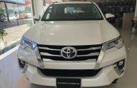 Bán Toyota Fortuner 2.4G số tự động máy dầu màu trắng ngọc trai, vay 85%, trả 280tr nhận ngay xe giá 1 tỷ 84 tr tại Tp.HCM