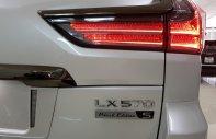 Bán Lexus 570 Black Edition S 2019, màu trắng, nhập khẩu  giá 9 tỷ 500 tr tại Hà Nội