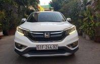Bán ô tô Honda CR V 2.0 AT đời 2015, màu trắng giá cạnh tranh giá 789 triệu tại Tp.HCM