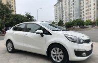 Bán ô tô Kia Rio Sedan, số tự động, 1.4L, nhập khẩu Hàn Quốc đời 2016, màu trắng, nhập khẩu giá 476 triệu tại Hà Nội