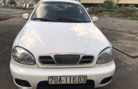 Cần bán Daewoo Lanos 2003, màu trắng, xe nhập giá 106 triệu tại Tp.HCM
