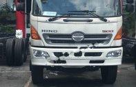 Cần bán Hino FL năm sản xuất 2017, màu trắng, xe nhập giá 1 tỷ 450 tr tại Bình Dương