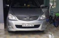 Cần bán xe Toyota Innova đời 2007, màu bạc, xe đẹp giá 260 triệu tại Tiền Giang