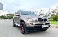 Bán BMW X5 diesel 2006 dầu 5 chỗ, hàng full cao cấp vào đủ đồ, hai cầu, số tự động giá 420 triệu tại Tp.HCM