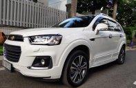 Cần bán Chevrolet Captiva Revv 2.4 LTZ đời 2016, màu trắng giá 695 triệu tại Tp.HCM