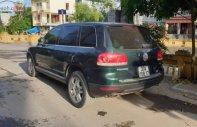 Cần bán Volkswagen Touareg đời 2004, màu xanh lam, xe nhập, đăng ký lần đầu 2008 giá 480 triệu tại Hà Nội