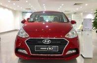 Cần bán xe Hyundai Grand i10 MT 2019, màu đỏ, giá 350tr giá 350 triệu tại Tp.HCM