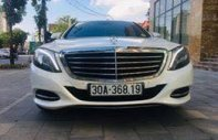 Bán xe Mercedes S400L 2014, màu trắng, nhập khẩu giá 2 tỷ 460 tr tại Hà Nội