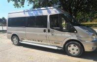 Mình cần bán Ford Transit màu bạc, đời 2016, số sàn giá 450 triệu tại Quảng Bình