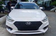 Xả lô Hyundai Accent Base trắng+ Tặng quà 10tr+ Hỗ trợ nợ xấu nhóm 5 giá 425 triệu tại Tp.HCM