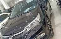 Bán xe Honda CR V 2.4 AT đời 2015, màu đen giá 865 triệu tại Tp.HCM