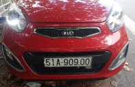 Bán Kia Picanto S 1.25 2014, màu đỏ, số sàn, giá 300tr giá 300 triệu tại Tp.HCM