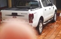 Bán Ford Ranger màu trắng, đời 2014, bản 2.2, số tự động, xe đẹp giá 565 triệu tại Thái Nguyên
