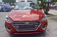 Lô xe mới về Hyundai Accent 1.4MT full đỏ, ngân hàng hỗ trợ 90%, trả trước 110 tr giá 475 triệu tại Tp.HCM