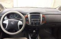 Cần bán xe Toyota Innova 2012, số sàn, màu bạc giá 436 triệu tại Tp.HCM