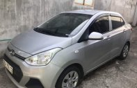 Bán Hyundai Grand i10 sản xuất năm 2016, màu bạc, xe nhập giá 318 triệu tại Thanh Hóa