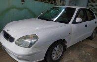 Bán Daewoo Nubira đời 2000, màu trắng, số sàn, xe giấy tờ đăng kiểm đầy đủ, máy móc êm giá 95 triệu tại Đắk Lắk