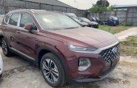 Bán Hyundai Santa Fe 2019, màu đỏ, xe nhập  giá 1 tỷ tại Tp.HCM