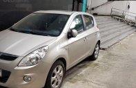 Bán xe Hyundai i20 2010, màu bạc, nhập khẩu giá 320 triệu tại Hà Nội