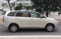 Bán lại xe Toyota Innova G năm 2009, màu bạc, chính chủ giá 355 triệu tại Hà Nội