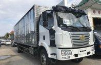 Xe Faw thùng kín - Xe tải thùng dài - Xe thùng faw có tốt không - Mua xe tải trả góp giá 990 triệu tại Quảng Ngãi