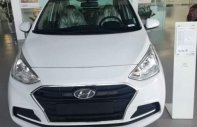 Bán ô tô Hyundai Grand i10 sản xuất năm 2019, màu trắng giá 350 triệu tại Đà Nẵng