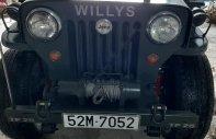 Bán chiếc xe Jeep loại CJ3 Willys năm sản xuất 1955 giá 270 triệu tại Tp.HCM