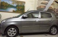 Cần bán xe Kia Morning số tự động 2010 màu xám, xe đẹp nguyên bản giá 240 triệu tại Đà Nẵng