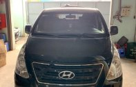 Cần bán xe Hyundai Starex H1 đời 2016, màu đen, nhập khẩu nguyên chiếc, 16 chỗ giá 650 triệu tại Tp.HCM