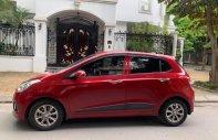 Bán Hyundai Grand i10 năm 2016, màu đỏ, xe đẹp, biển đẹp, chỉnh chủ giá 385 triệu tại Hà Nội