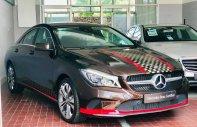 Mercedes CLA 200 màu nâu demo chính hãng Trường Chinh giá 1 tỷ 420 tr tại Tp.HCM