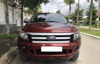 Cần bán Ford Ranger XLS 2.2L 4x2 MT 2015, màu đỏ, số sàn, giá 475tr giá 475 triệu tại Tp.HCM