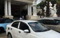 Bán lại xe Daewoo Gentra đời 2009, màu trắng giá 175 triệu tại Gia Lai