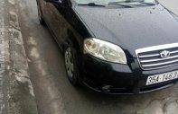 Cần bán xe Daewoo Gentra MT 2007, màu đen giá 143 triệu tại Hà Nội