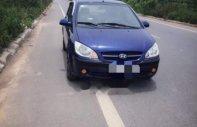 Bán Hyundai Getz đời 2008, màu xanh lam, nhập khẩu giá 167 triệu tại Thanh Hóa