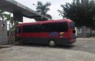 Cần bán xe Hyundai County đời 2003, màu đỏ, xe nhập giá 190 triệu tại Hà Nội