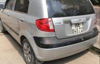 Bán ô tô Hyundai Getz năm sản xuất 2009, màu bạc  giá 160 triệu tại Hà Nội