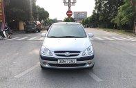 Cần bán Hyundai Getz 1.1MT sản xuất 2008, màu bạc, xe nhập 1 chủ, công nhận mới giá 205 triệu tại Hà Nội