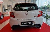 Bán xe Honda Brio RS đời 2019, màu trắng, nhập khẩu nguyên chiếc giá 448 triệu tại Hà Nội