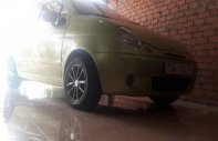 Cần bán gấp Daewoo Matiz đời 2003, màu xanh lục giá 75 triệu tại Tây Ninh
