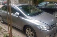 Gia đình bán xe Honda Civic 2.0AT đời 2006, màu bạc   giá 275 triệu tại Hà Nội