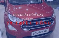 Bán xe Ford EcoSport đời 2019, giá cạnh tranh giá 630 triệu tại Đà Nẵng