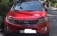 Bán xe Kia Sorento sản xuất 2018, màu đỏ số tự động, giá 900tr giá 900 triệu tại Tp.HCM