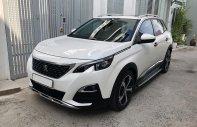 Cần bán xe Peugeot 3008 model 2018, màu trắng, biển TP, chính chủ giá 1 tỷ 135 tr tại Tp.HCM