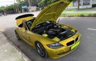Đổi gió bán BMW Z4, 2008, số sàn, mui xếp tự động, màu vàng giá 615 triệu tại Tp.HCM