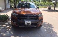 Bán Ford Ranger Wildtrak 3.2 đời 2015, xe nhập giá 680 triệu tại Tp.HCM