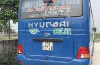 Cần bán Hyundai County sản xuất 2007, màu xanh lam, giá tốt giá 370 triệu tại Thái Nguyên