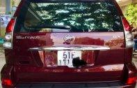 Bán Toyota Land Cruiser Prado 2010, màu đỏ, xe nhập, số tự động giá 1 tỷ 100 tr tại Tp.HCM